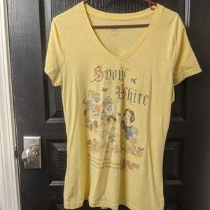 Disney Parks Snow White shirt